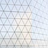 abstrakt arkitektonisk modell Arkivfoton