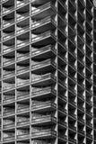 Abstrakt arkitektonisk sammansättning i bakgrunden och texturen Arkivbild