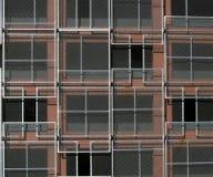 abstrakt arkitektoniskt Arkivbilder