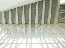 abstrakt arkitektoniskt Royaltyfria Bilder