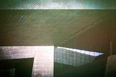 Abstrakt arkitektoniskt foto Royaltyfria Foton