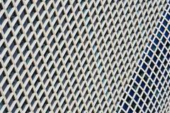 abstrakt arkitektoniskt modernt Arkivfoton