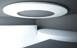 abstrakt arkitektur Arkivbilder