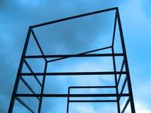 abstrakt arkitektur Arkivfoton