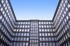abstrakt arkitektur Royaltyfri Fotografi