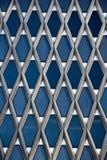 abstrakt arkitekturbyggnad Arkivbild