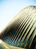 Abstrakt arkitekturbyggnadstextur Royaltyfri Fotografi
