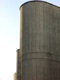 Abstrakt arkitekturdetalj av gammal byggnad Arkivbilder