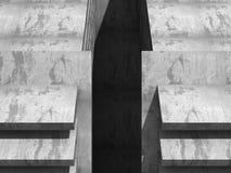 abstrakt arkitekturkonstruktion konkret ljus medelfläckvägg för bakgrund Arkivfoton