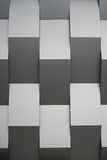 abstrakt arkitekturvägg Royaltyfria Foton