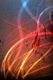 abstrakt backgruondcement Arkivbild