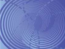 abstrakt backroundbluevektor royaltyfria foton