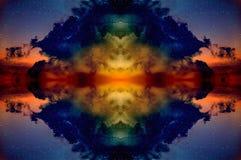 Abstrakt bakgrund. Royaltyfri Fotografi
