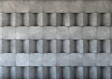Abstrakt bakgrund av betongen Arkivfoto