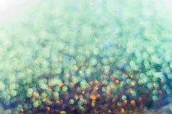 Abstrakt bakgrund av bokeh Royaltyfri Bild