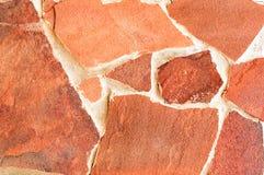 Abstrakt bakgrund av den naturliga stenen Detaljer av sandstentextur royaltyfria foton