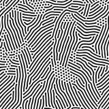 Abstrakt bakgrund av den organiska irregularlinjer för vektor och prickmodellen vektor illustrationer