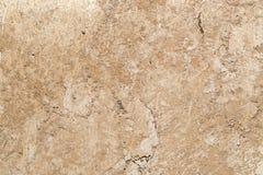 Abstrakt bakgrund av den spruckna leraväggen Arkivfoto