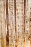 Abstrakt bakgrund av det gamla trästaketet Royaltyfria Bilder