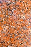 Abstrakt bakgrund av en bearbetad marmorsten Royaltyfria Bilder