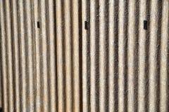 Abstrakt bakgrund av ett plast- staket Arkivbilder