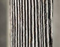 Abstrakt bakgrund av gammalt trä Royaltyfri Fotografi