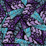 Abstrakt bakgrund av geometriskt Royaltyfri Foto