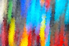 Abstrakt bakgrund av kristalliserat Royaltyfria Foton