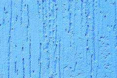 Abstrakt bakgrund av ljus - blå färg med en textur av anständigheter Royaltyfri Bild