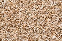Abstrakt bakgrund av sawdust royaltyfria bilder