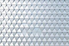 Abstrakt bakgrund av polygonal form Arkivbilder