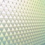 Abstrakt bakgrund av polygonal form Royaltyfria Foton