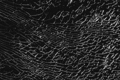Abstrakt bakgrund av sprucket och brutet exponeringsglas Arkivbilder