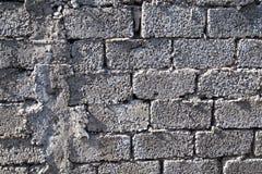 Abstrakt bakgrund av tegelstenar Royaltyfri Fotografi