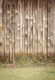 Abstrakt bakgrund av träväggen utomhus Fotografering för Bildbyråer