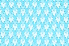 Abstrakt bakgrund av trianglar Royaltyfria Bilder