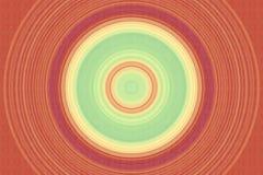 abstrakt bakgrund cirklar den många illustrationen vektorn Royaltyfria Foton