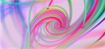 abstrakt bakgrund 3d Royaltyfria Bilder