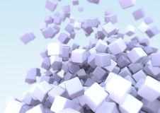abstrakt bakgrund 3d Arkivfoton