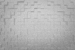 Abstrakt bakgrund 3D pressar ut stil Arkivbilder