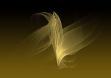 abstrakt bakgrund Digital collage med fractals Royaltyfri Bild