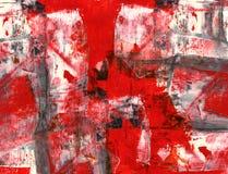 Abstrakt blandad massmediabakgrund eller texturerar Arkivfoton