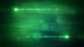 Abstrakt bakgrund färgad partiklar och signalljusrörelse stock video