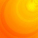 Abstrakt bakgrund för apelsin royaltyfri illustrationer