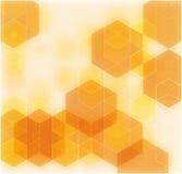 Abstrakt bakgrund för apelsin - moderiktig affärswebsitemall med spaceContemporary textur för kopia royaltyfri illustrationer