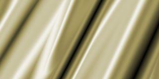 Abstrakt bakgrund för beiga och för brunt med mjukt silke Arkivbild