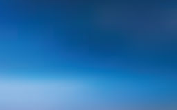 Abstrakt bakgrund för blå himmel vektor illustrationer
