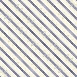Abstrakt bakgrund för blåa diagonala band Tunn lutande linje tapet Sömlös modell med enkelt klassiskt motiv Arkivbilder