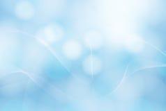 Abstrakt bakgrund för blått royaltyfri illustrationer
