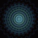 Abstrakt bakgrund för cirkel Arkivbild